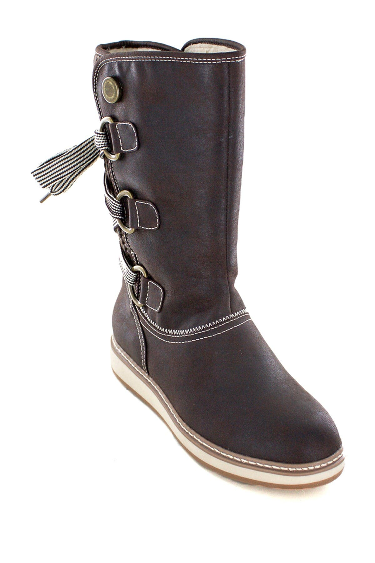 Tivia Faux Fur Lined Boot