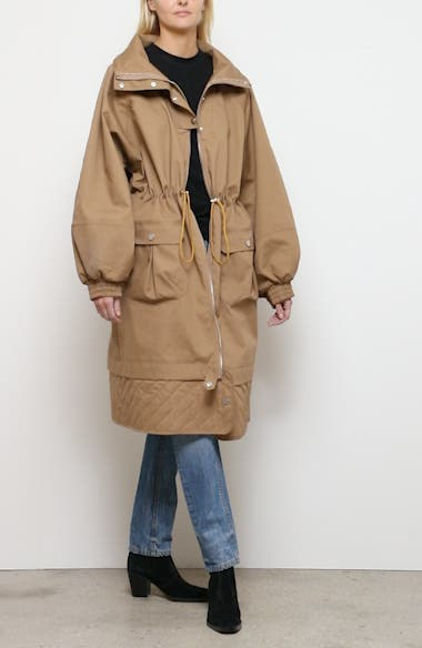 Double Cotton Parka, video thumbnail