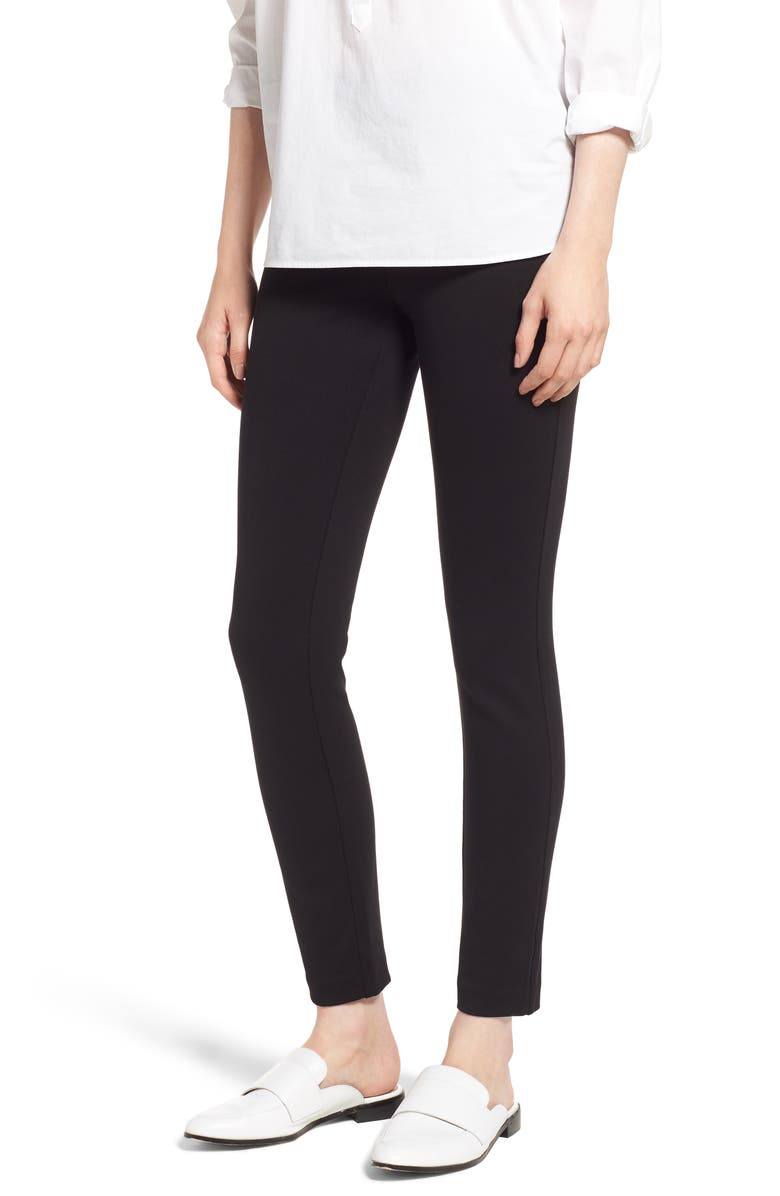 415adc5287282d J.Crew Any Day Stretch Ponte Pants | Nordstrom