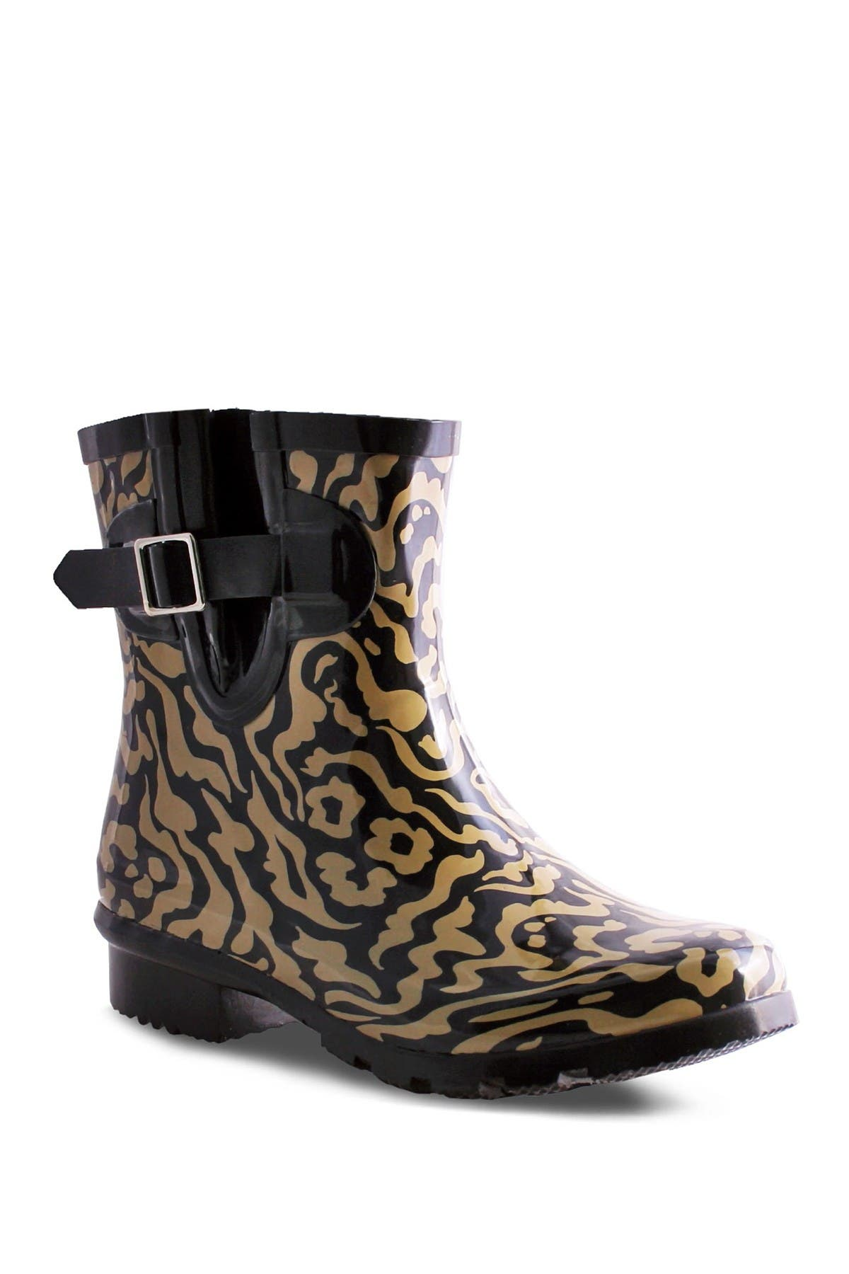 Image of Nomad Footwear Droplet Patterned Waterproof Rain Boot