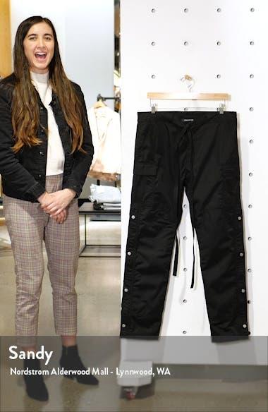 Nylon Cargo Pants, sales video thumbnail