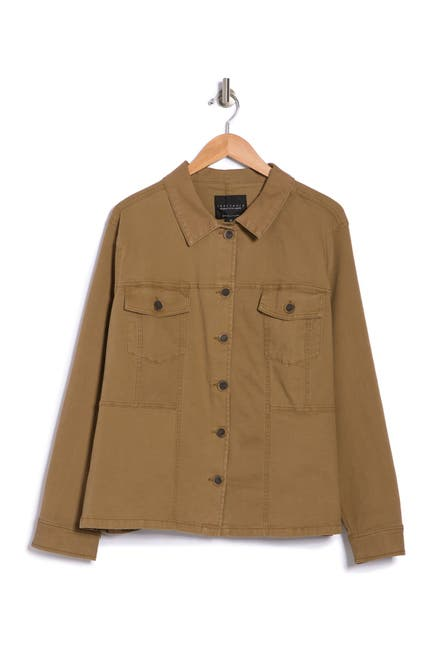Image of Sanctuary Stretch Twill Jacket