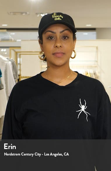 Luella Tie Strap Shift Sundress, sales video thumbnail