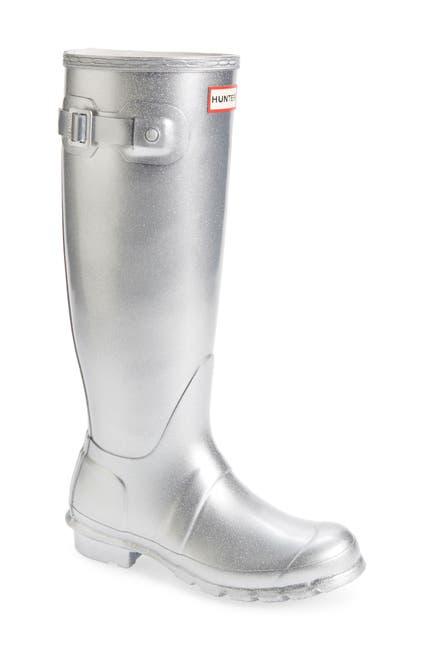 Image of Hunter Original Tall Cosmic Waterproof Rain Boot