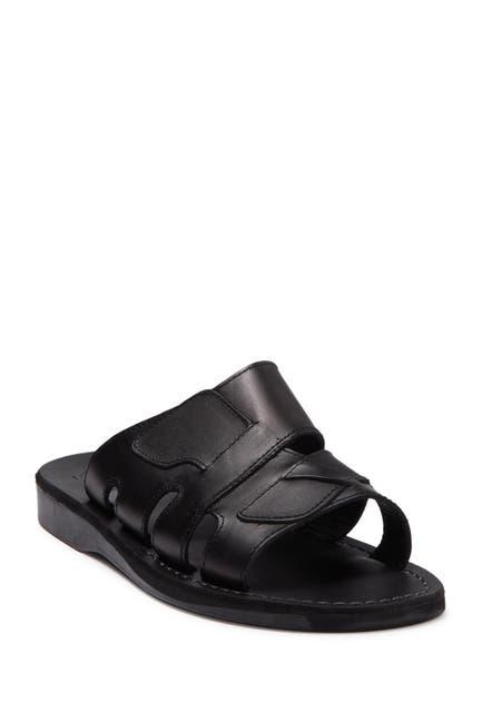 Image of Jerusalem Sandals Mateo Leather Sandal