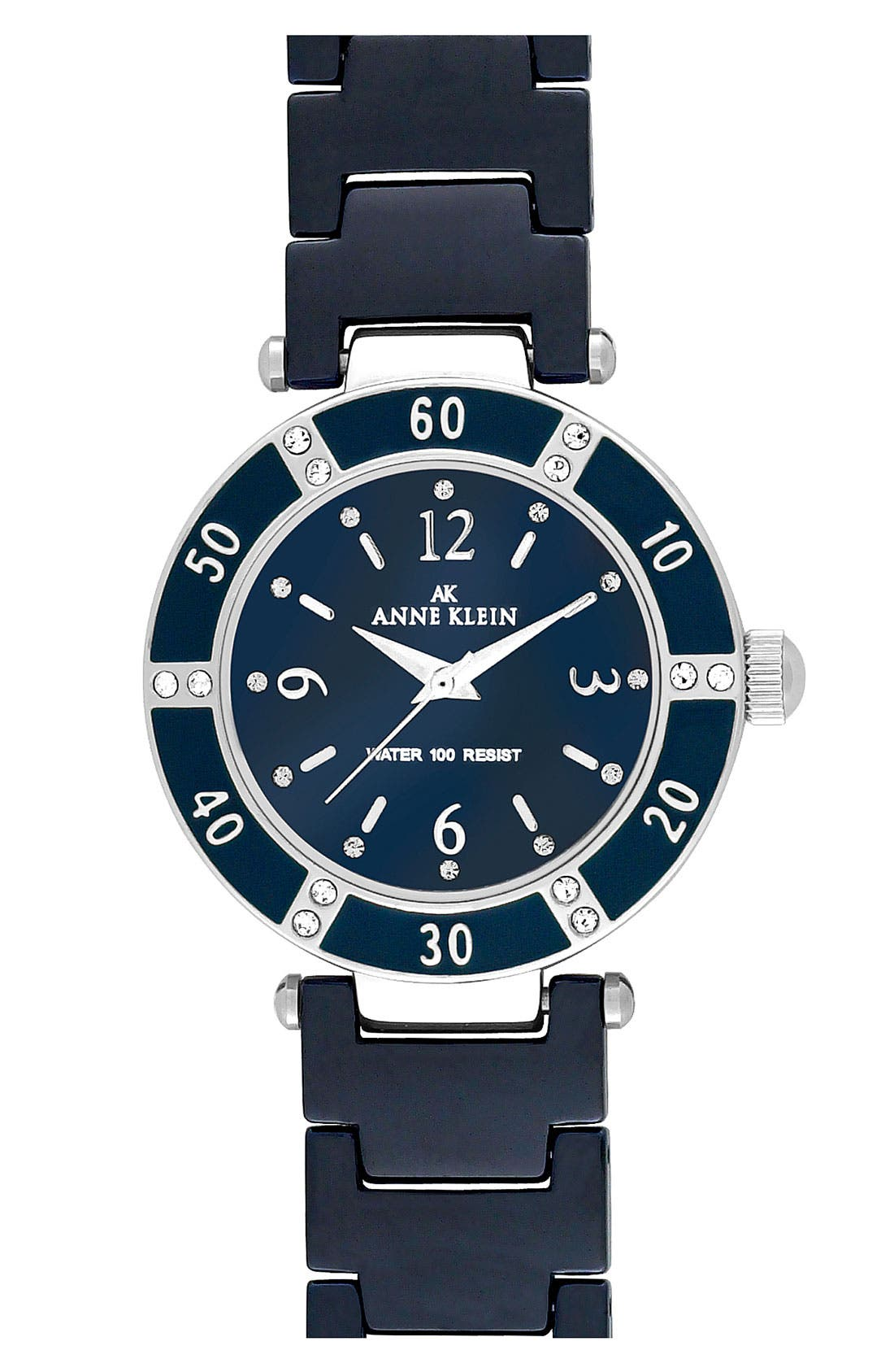 ,                             Round Ceramic Bracelet Watch, 31mm,                             Main thumbnail 16, color,                             401
