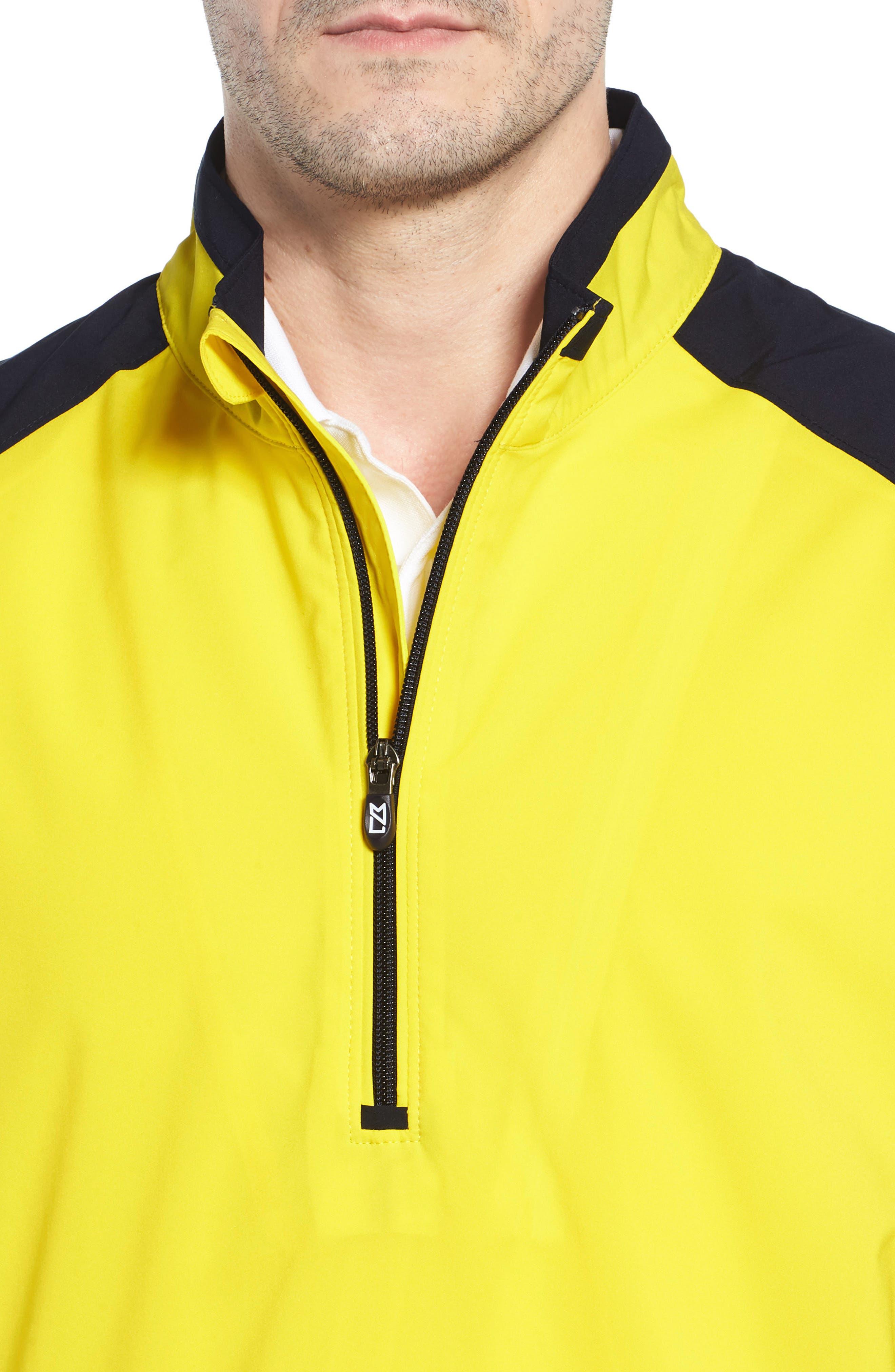,                             'Summit' WeatherTec Wind & Water Resistant Half Zip Jacket,                             Alternate thumbnail 28, color,                             403