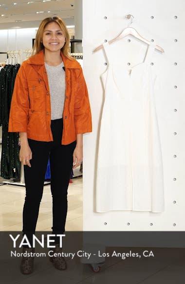 Look My Way Eyelet Midi Dress, sales video thumbnail