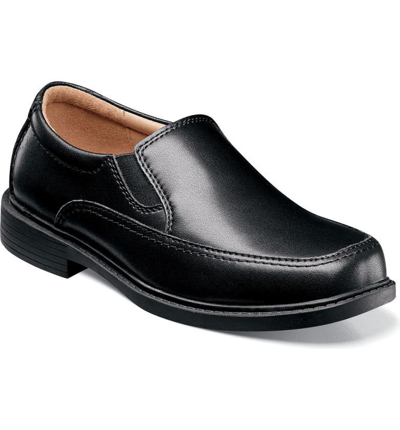 FLORSHEIM Bogan II Slip-On, Main, color, BLACK