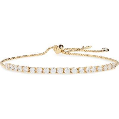 Nordstrom Pave Spheres Tennis Slider Bracelet