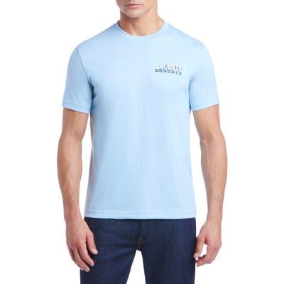 Lacoste 3D Logo T-Shirt, Blue