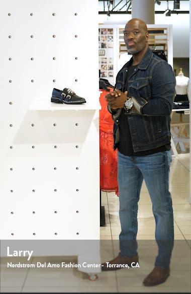 Kirk Crystal Embellished Loafer, sales video thumbnail