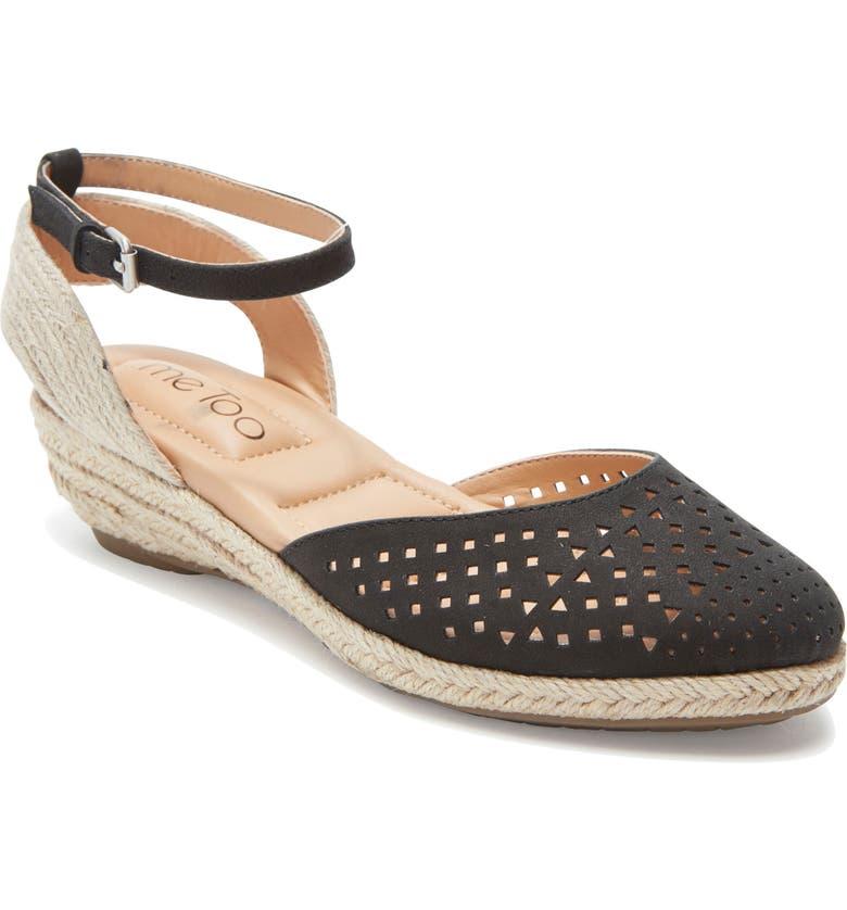 af86e2fab2 Norina Espadrille Sandal, Main, color, BLACK NUBUCK