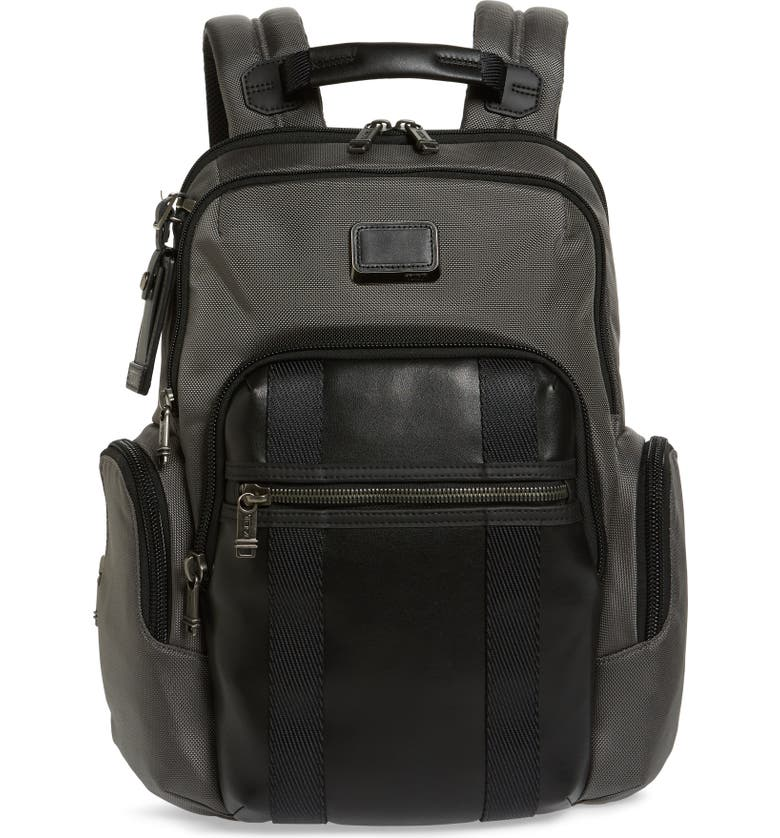 TUMI Alpha Bravo Nellis Backpack, Main, color, 020