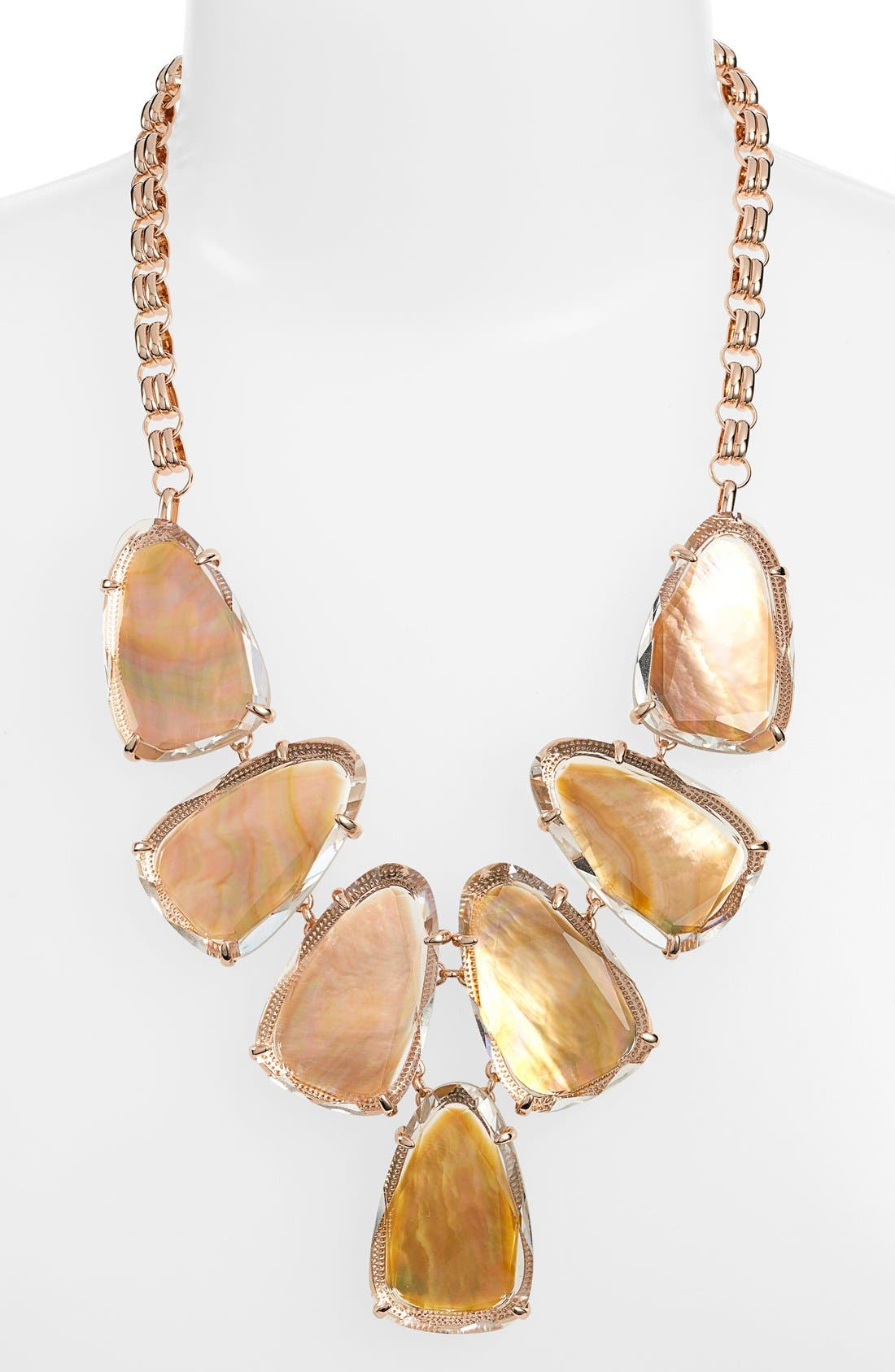 ,                             Harlow Necklace,                             Alternate thumbnail 16, color,                             201