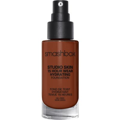 Smashbox Studio Skin 15 Hour Wear Hydrating Foundation - 4.35 Deep Cool