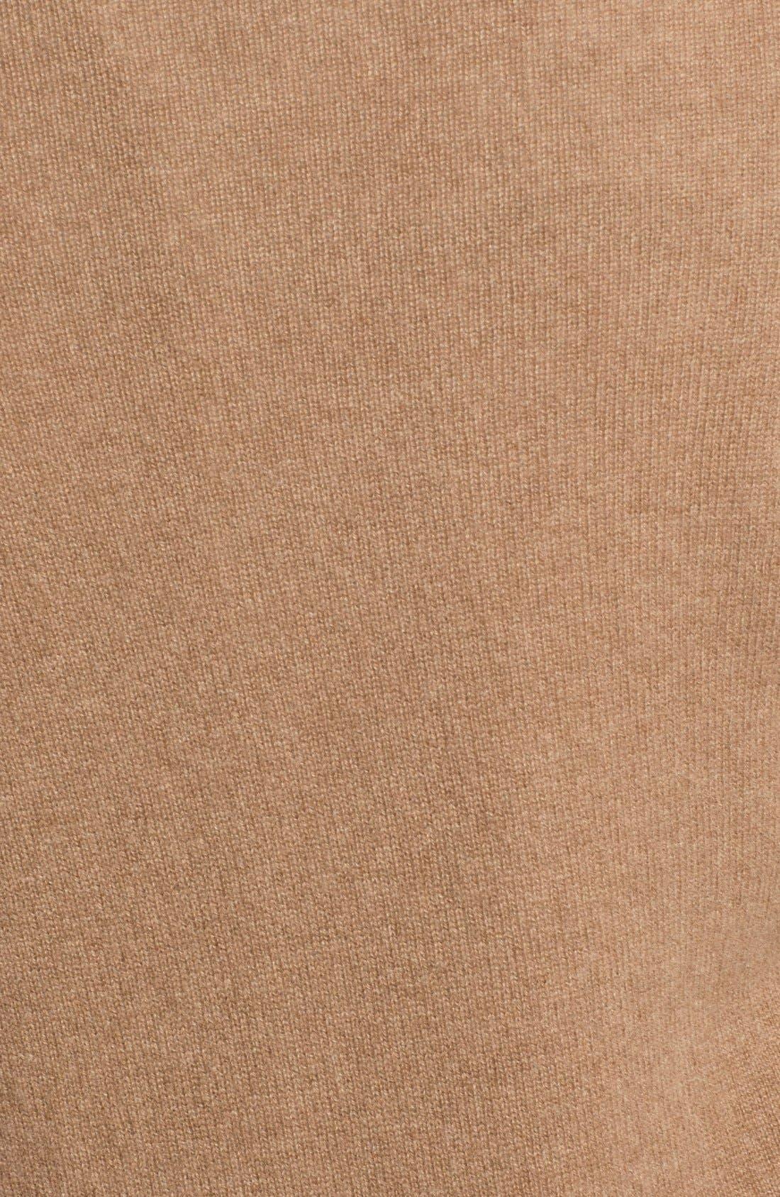 ,                             Cashmere V-Neck Sweater,                             Alternate thumbnail 24, color,                             201