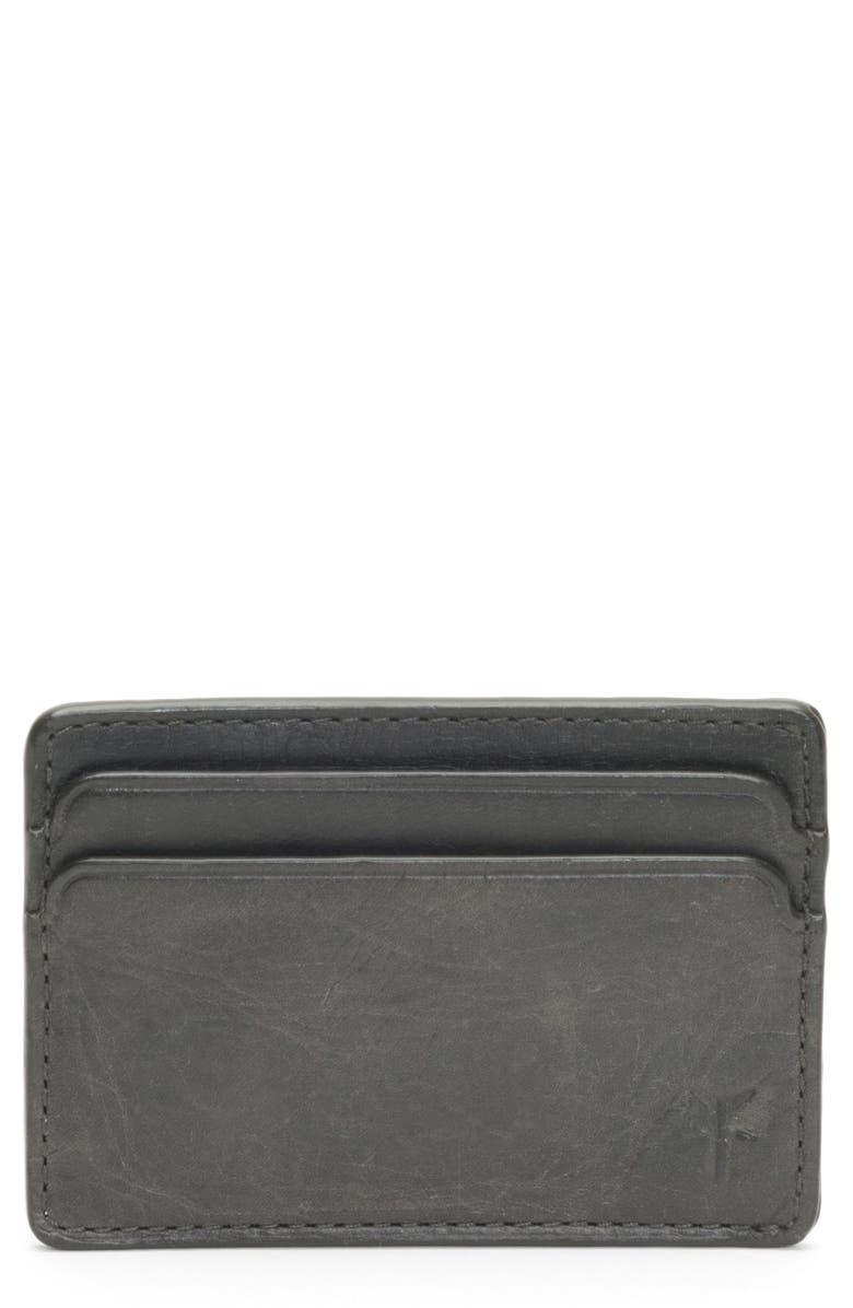 Oliver Leather Card Case