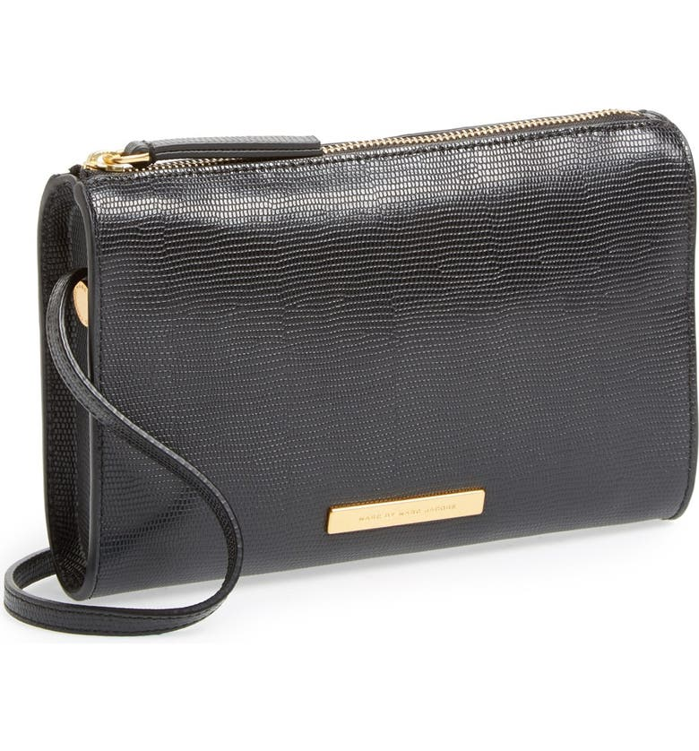 MARC JACOBS MARC BY MARC JACOBS 'Queens Night Out - Ellen' Crossbody Bag, Main, color, 001
