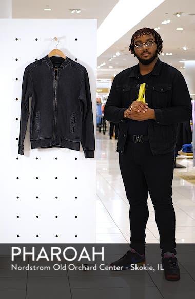 Ellsworth Knit Bomber Jacket, sales video thumbnail
