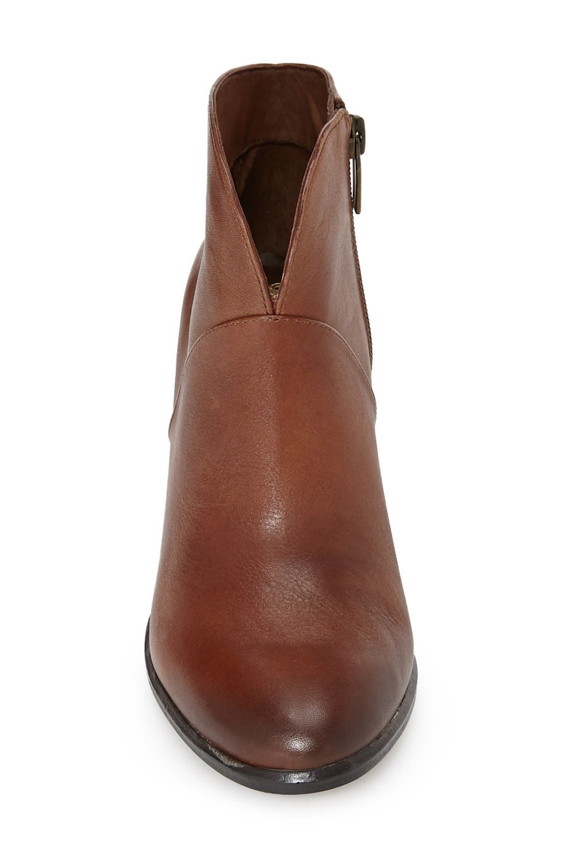 ,                             'Franell' Western Bootie,                             Alternate thumbnail 10, color,                             210