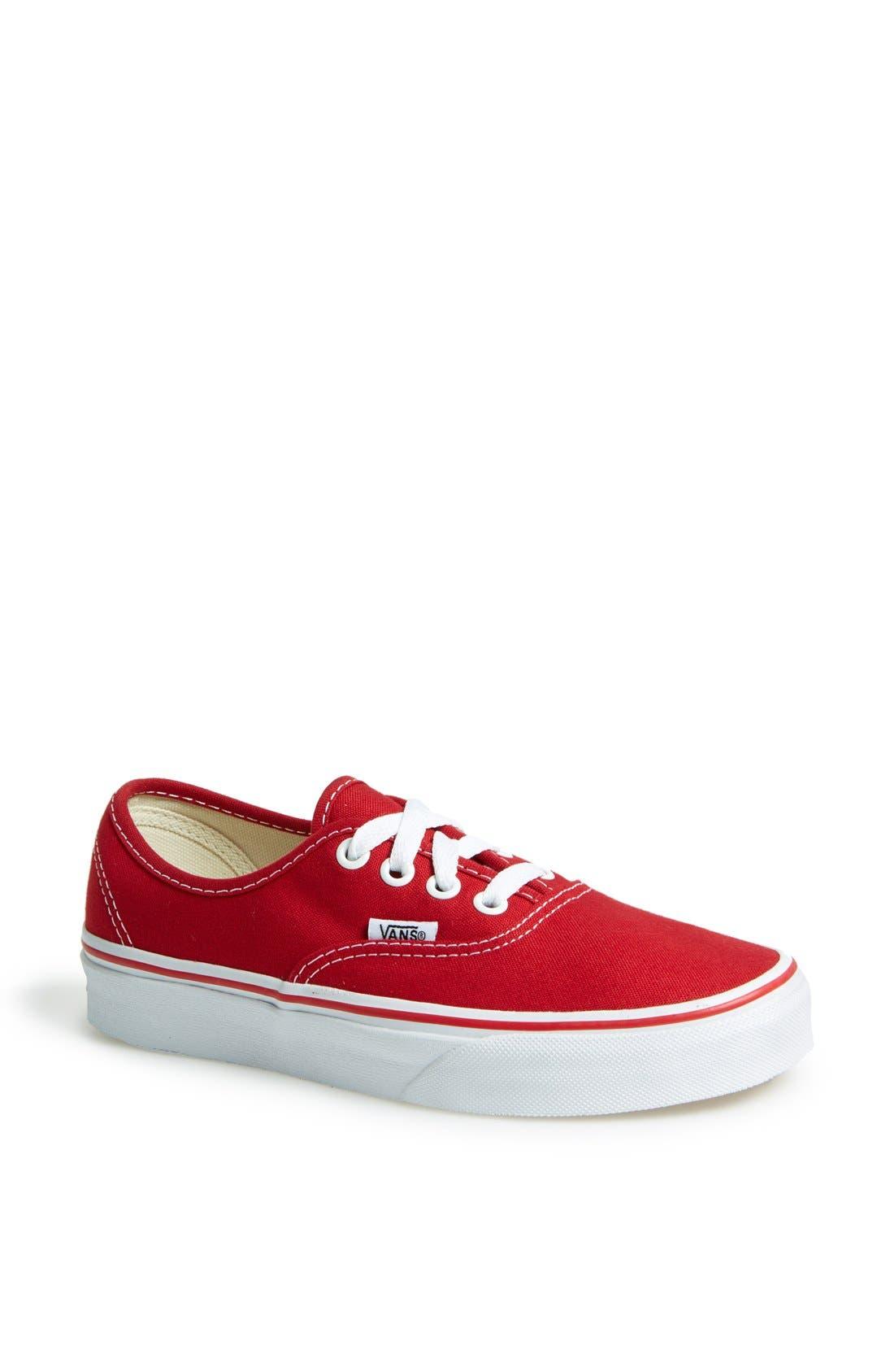 ,                             'Authentic' Sneaker,                             Main thumbnail 678, color,                             600