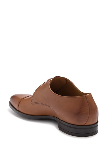 Image of BOSS Kensington Cap Toe Derby