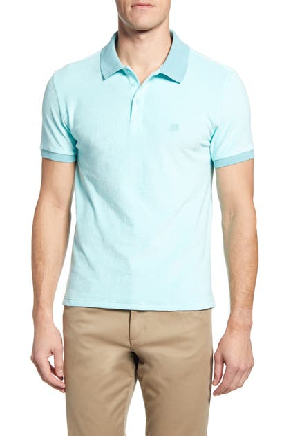 Vilebrequin Tops SLIM FIT TERRY POLO