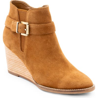 Blondo Natalia Waterproof Bootie, Brown