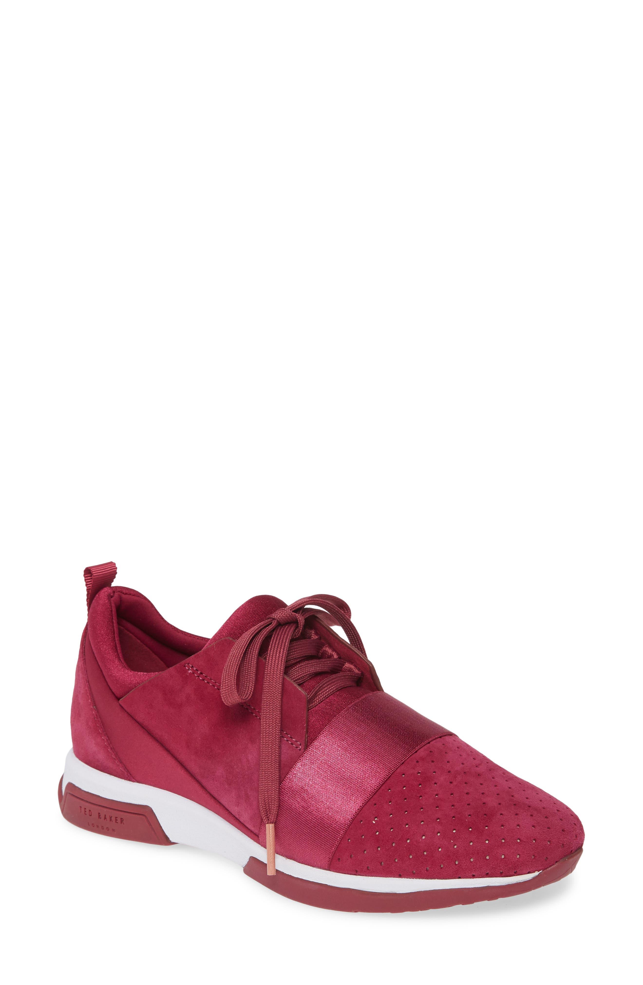 Ted Baker London Cepas Sneaker- Purple