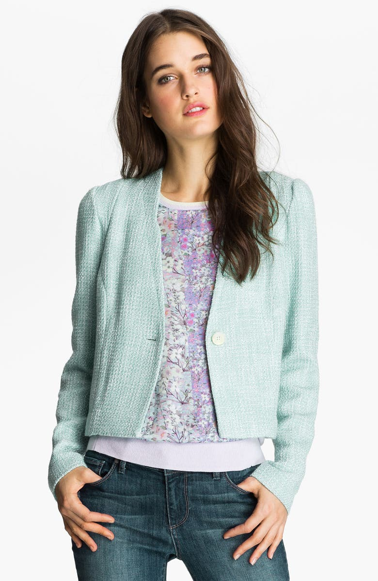 HINGE <sup>®</sup> Crop Jacket, Main, color, 440