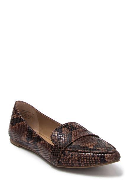 Image of Steve Madden Jainna Leather Loafer