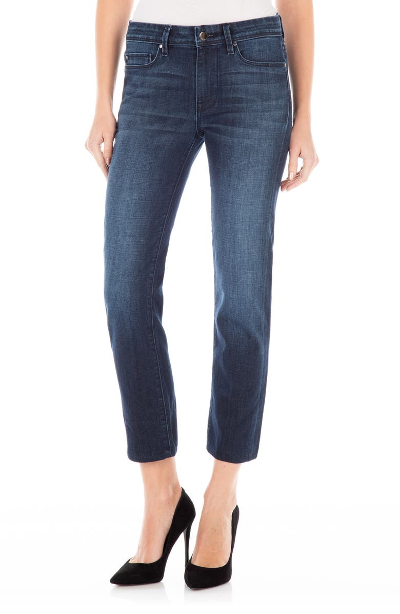 FIDELITY DENIM Stevie Crop Jeans, Main, color, FLORENCE