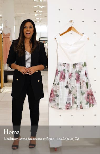 Licious Magnificent Fit & Flare Dress, sales video thumbnail