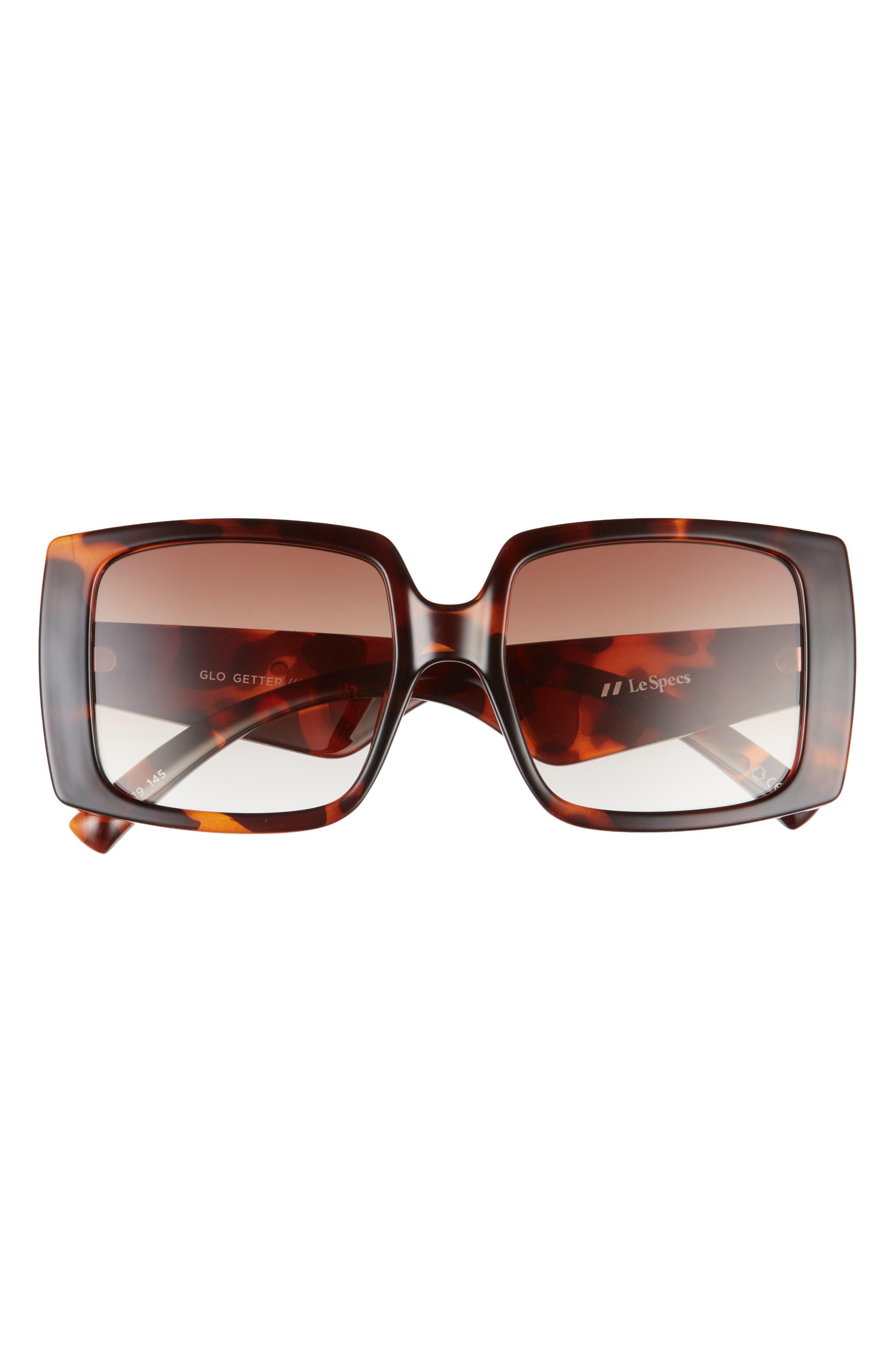 Glo Getter 54mm Square Sunglasses