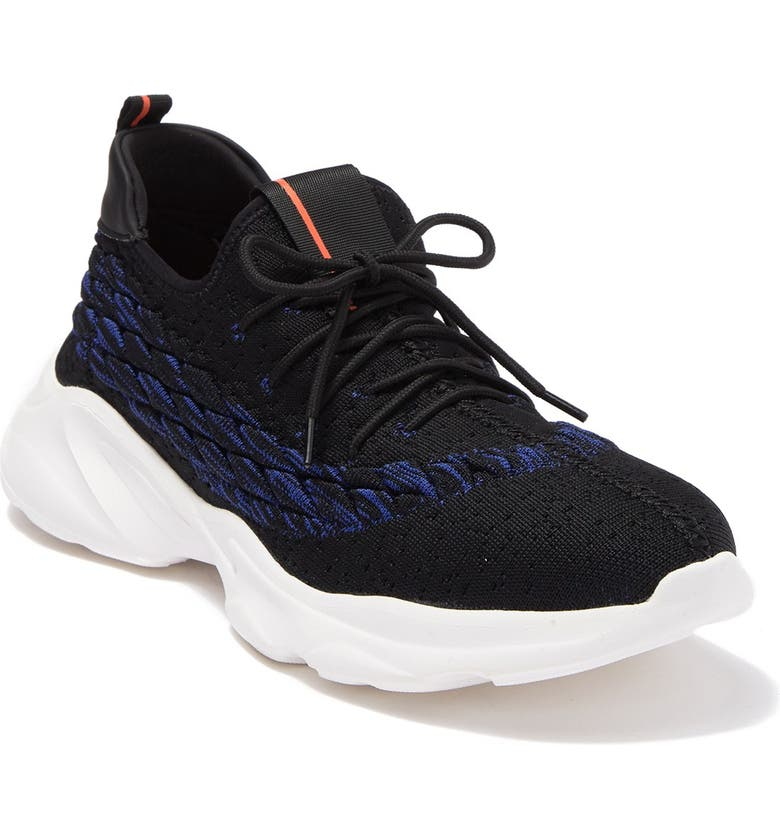 FRENCH CONNECTION Tours Sneaker, Main, color, BLUE