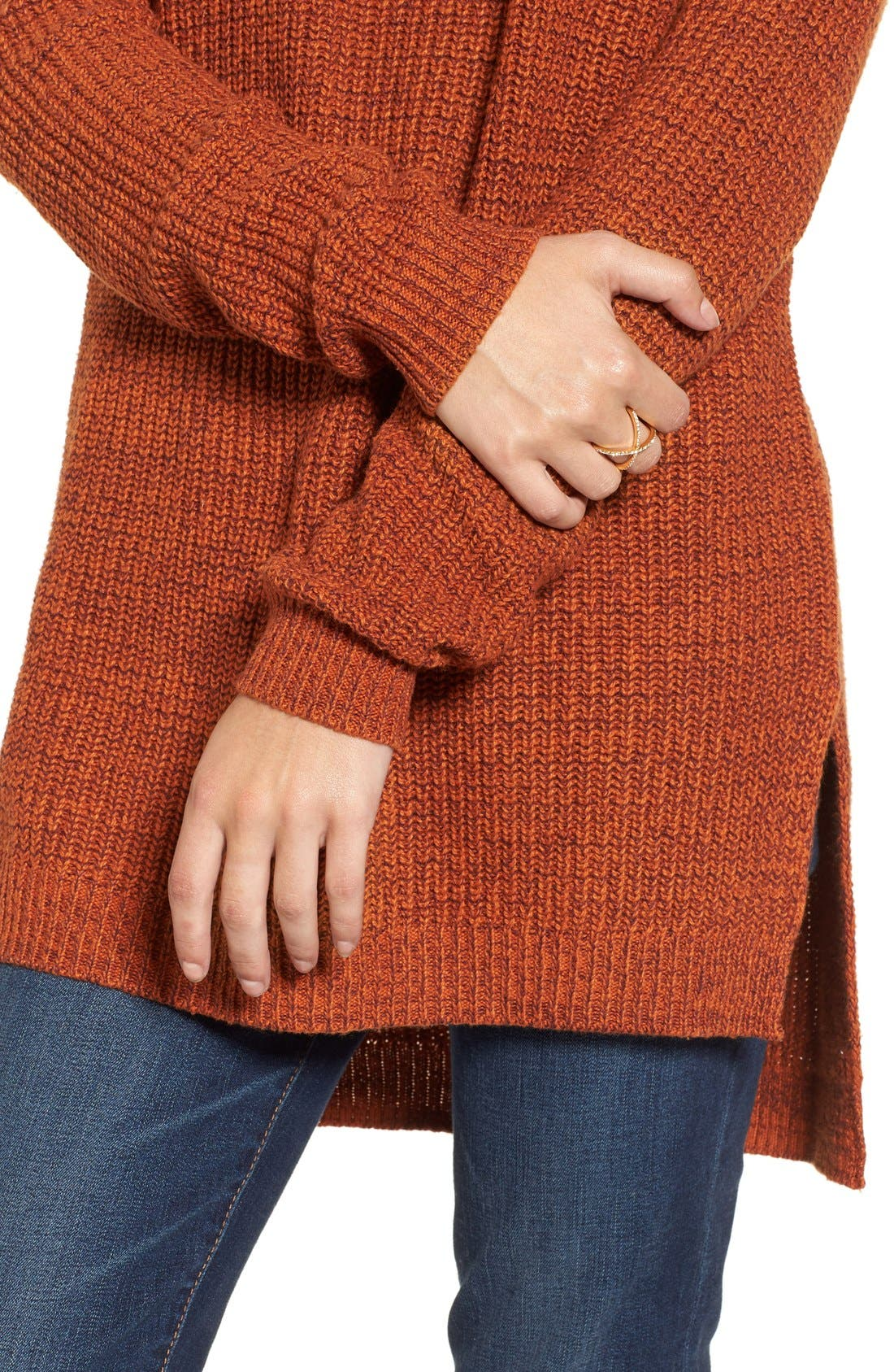 ,                             Textured Knit Pullover,                             Alternate thumbnail 13, color,                             221
