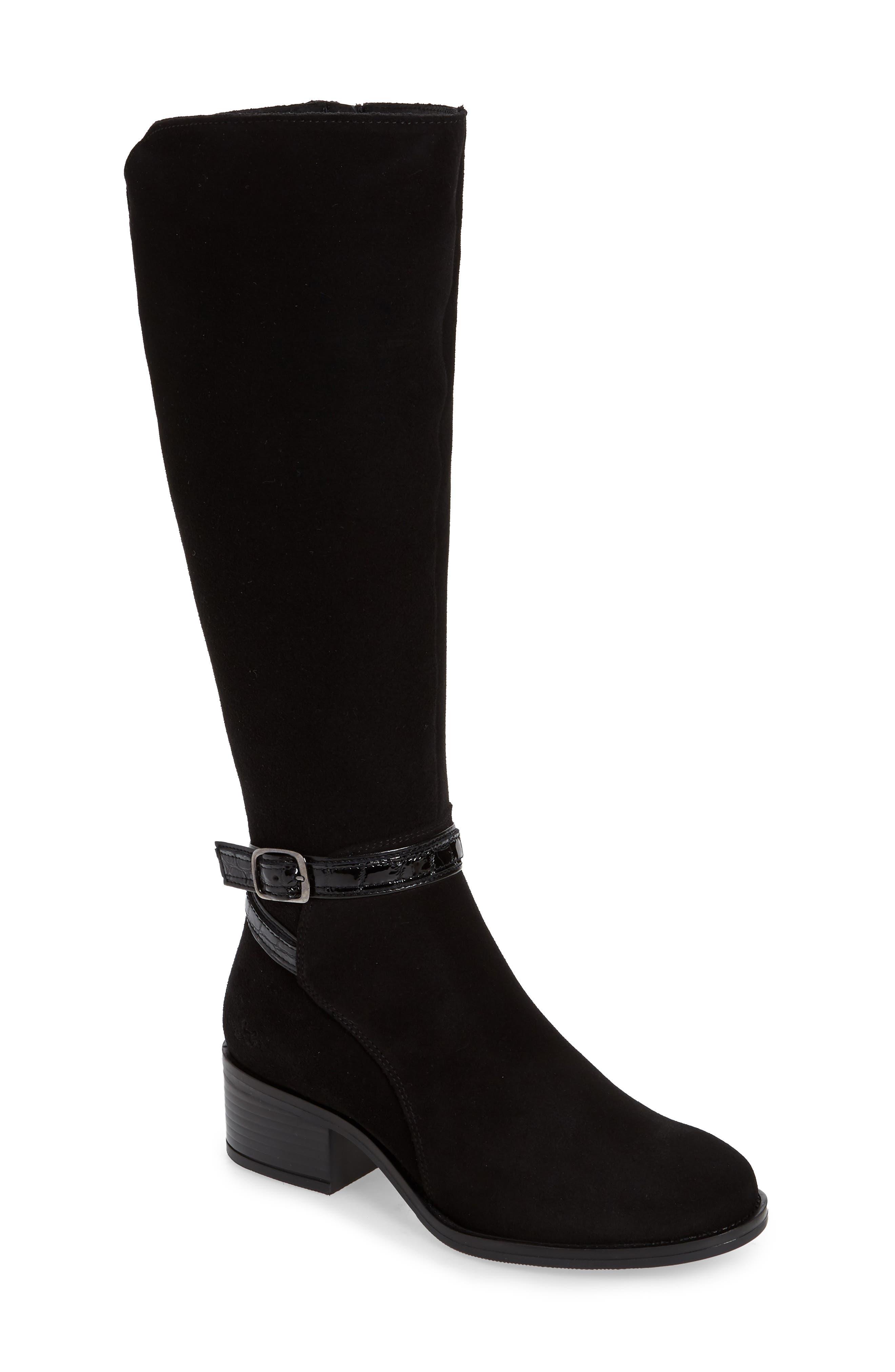 Jade Waterproof Knee High Boot
