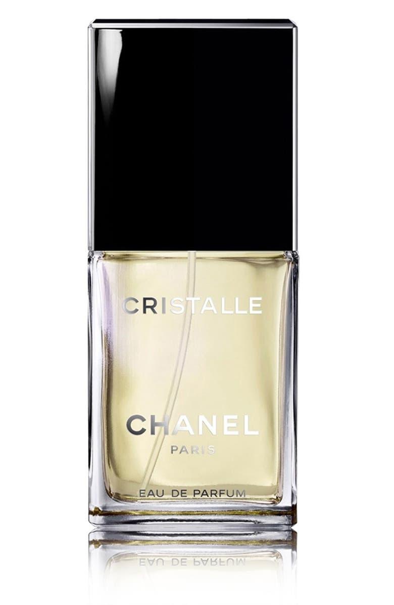 CHANEL CRISTALLE Eau de Parfum Spray, Main, color, NO COLOR