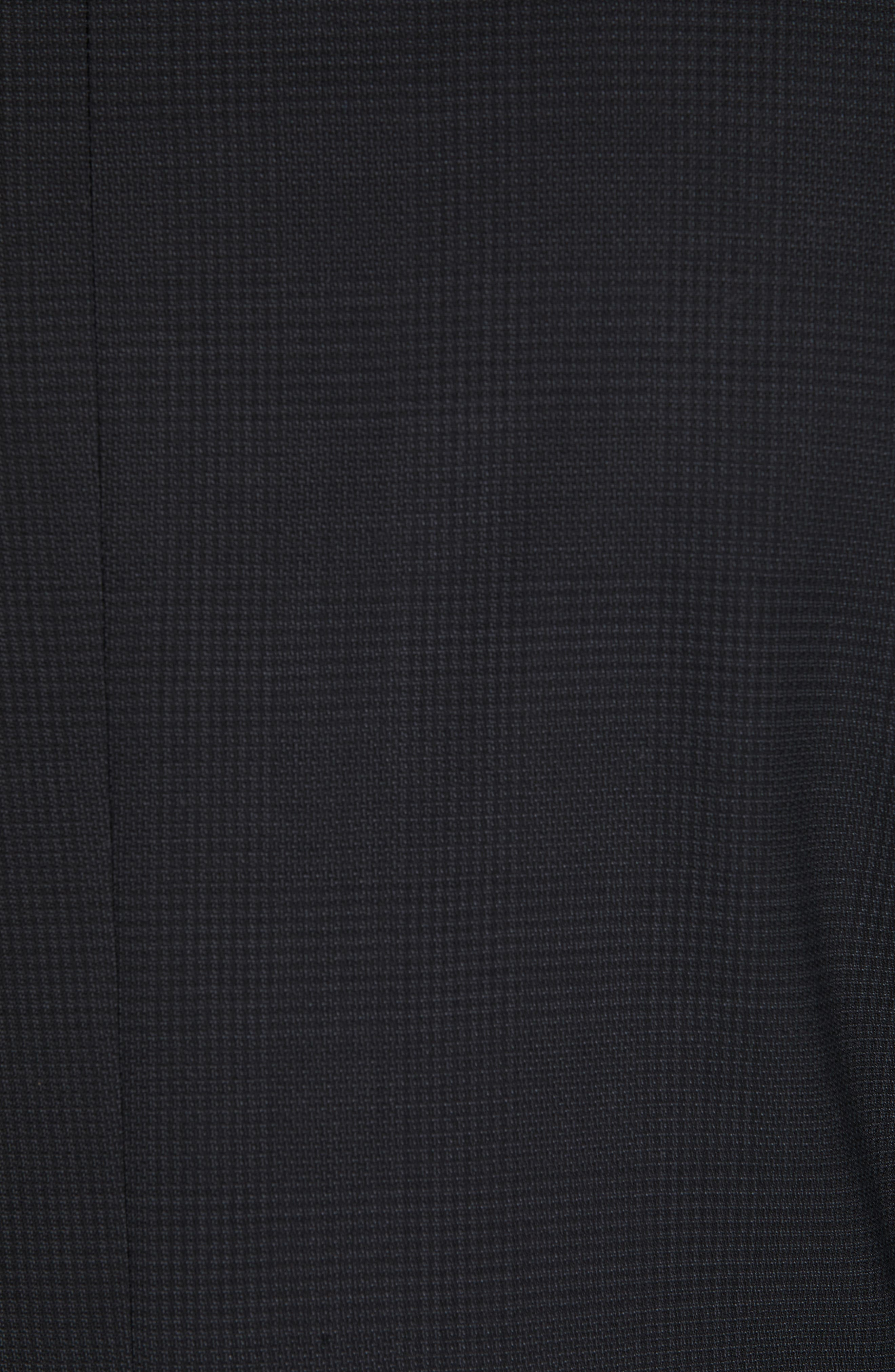 ,                             Sienna Classic Fit Plaid Wool Suit,                             Alternate thumbnail 7, color,                             CHARCOAL