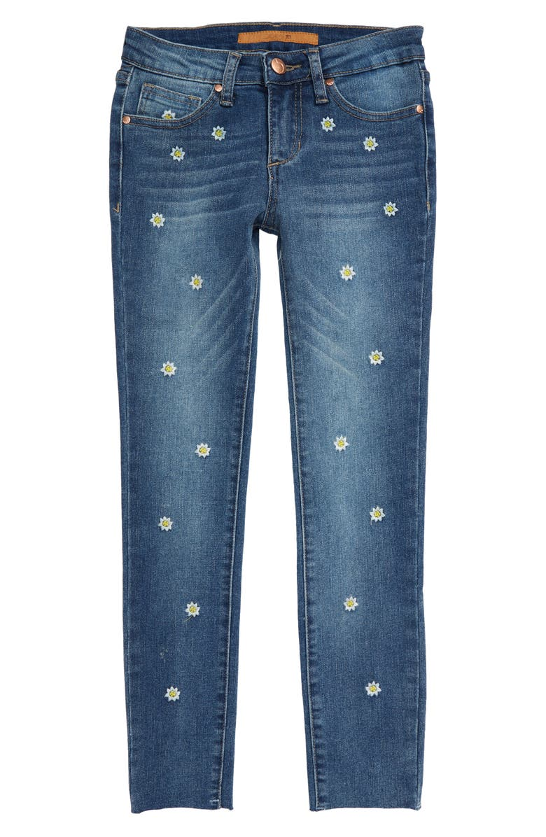 JOE'S The Markie Embroidered Jeans, Main, color, 400