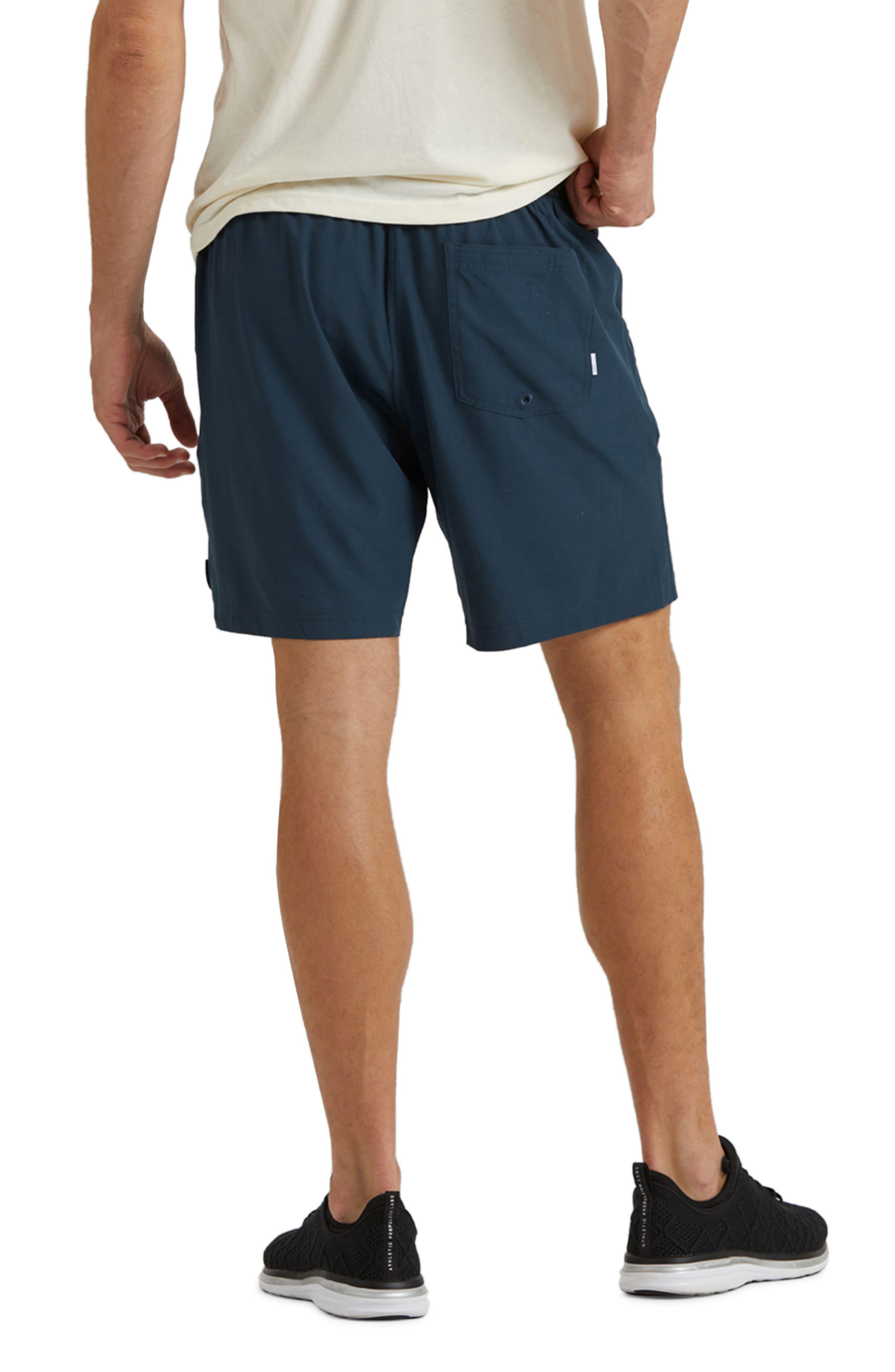 Men's Vuori Kore Shorts,  Small - Blue
