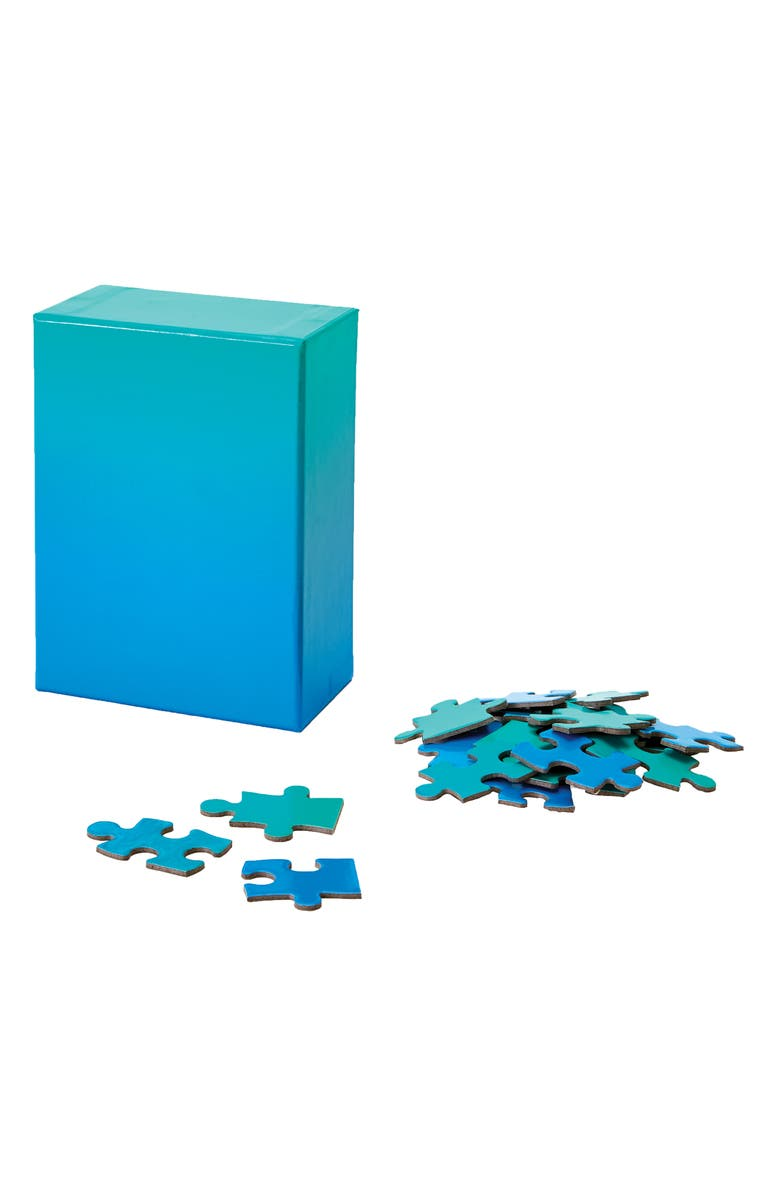 AREAWARE Small Gradient Jigsaw Puzzle, Main, color, 400