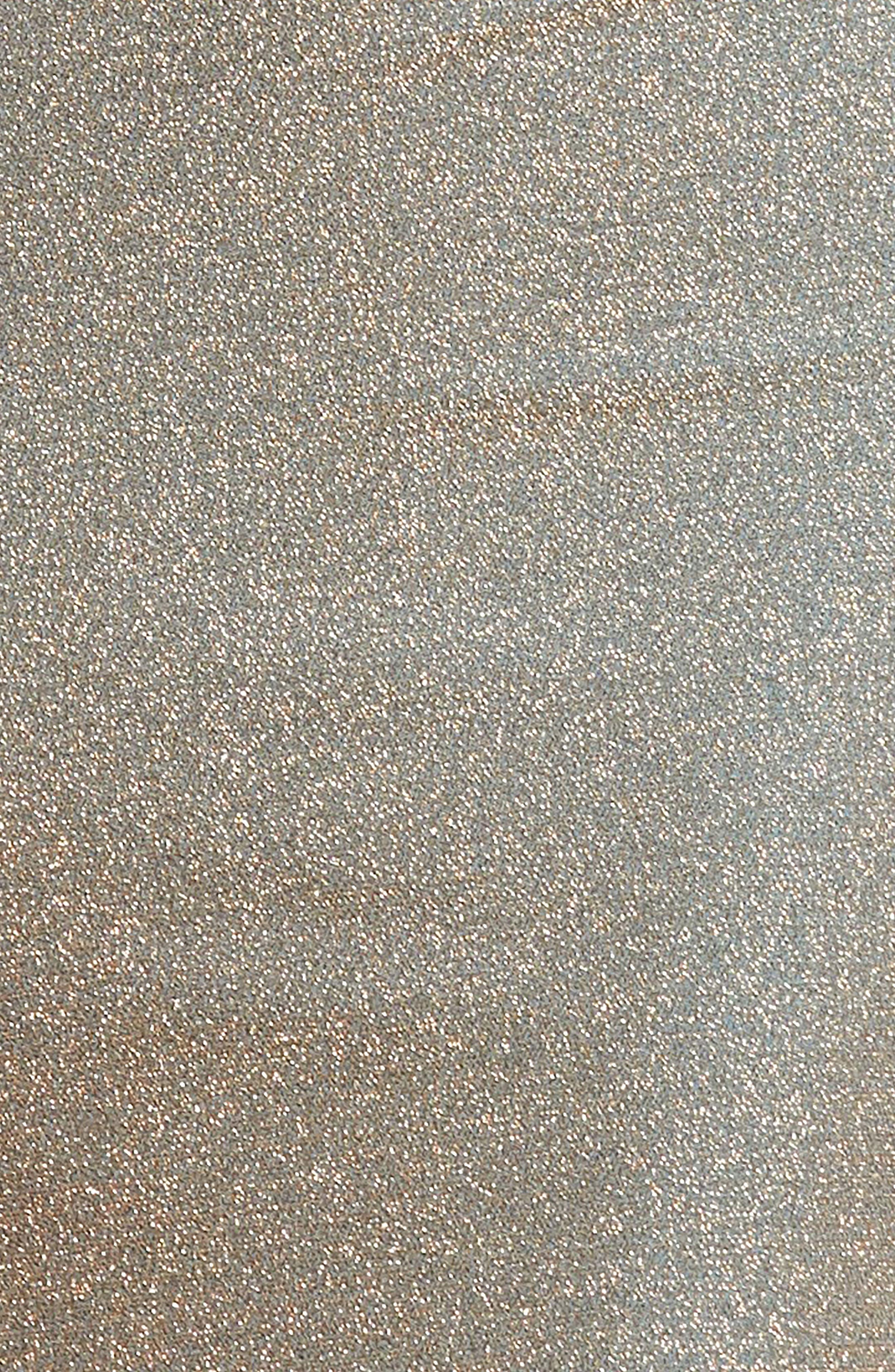 ,                             Riley Plunge Neck Metallic Sheath Dress,                             Alternate thumbnail 12, color,                             710