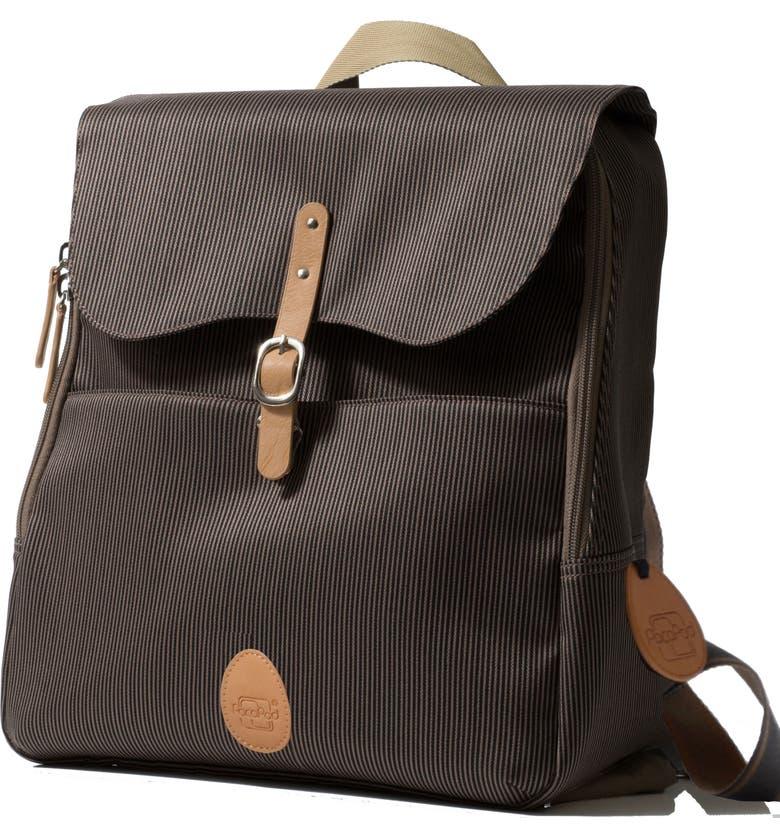 PACAPOD Hastings Diaper Bag, Main, color, MOCHA