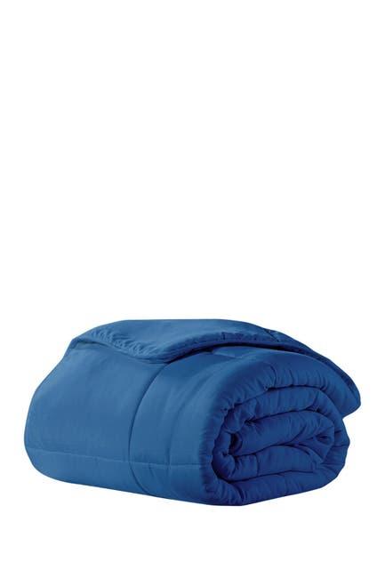 Image of Ella Jayne All-Season Super Soft Triple Brushed Microfiber Down-Alternative Comforter - Navy