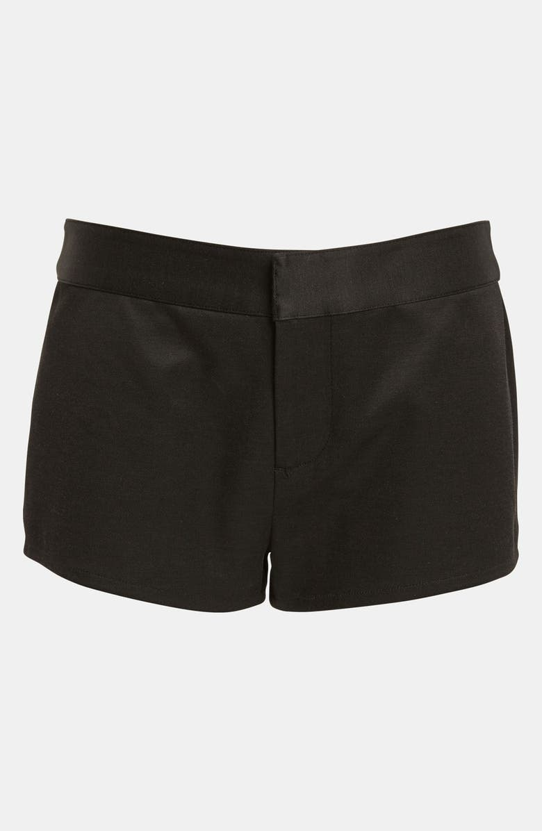 TILDON Mini Shorts, Main, color, 001
