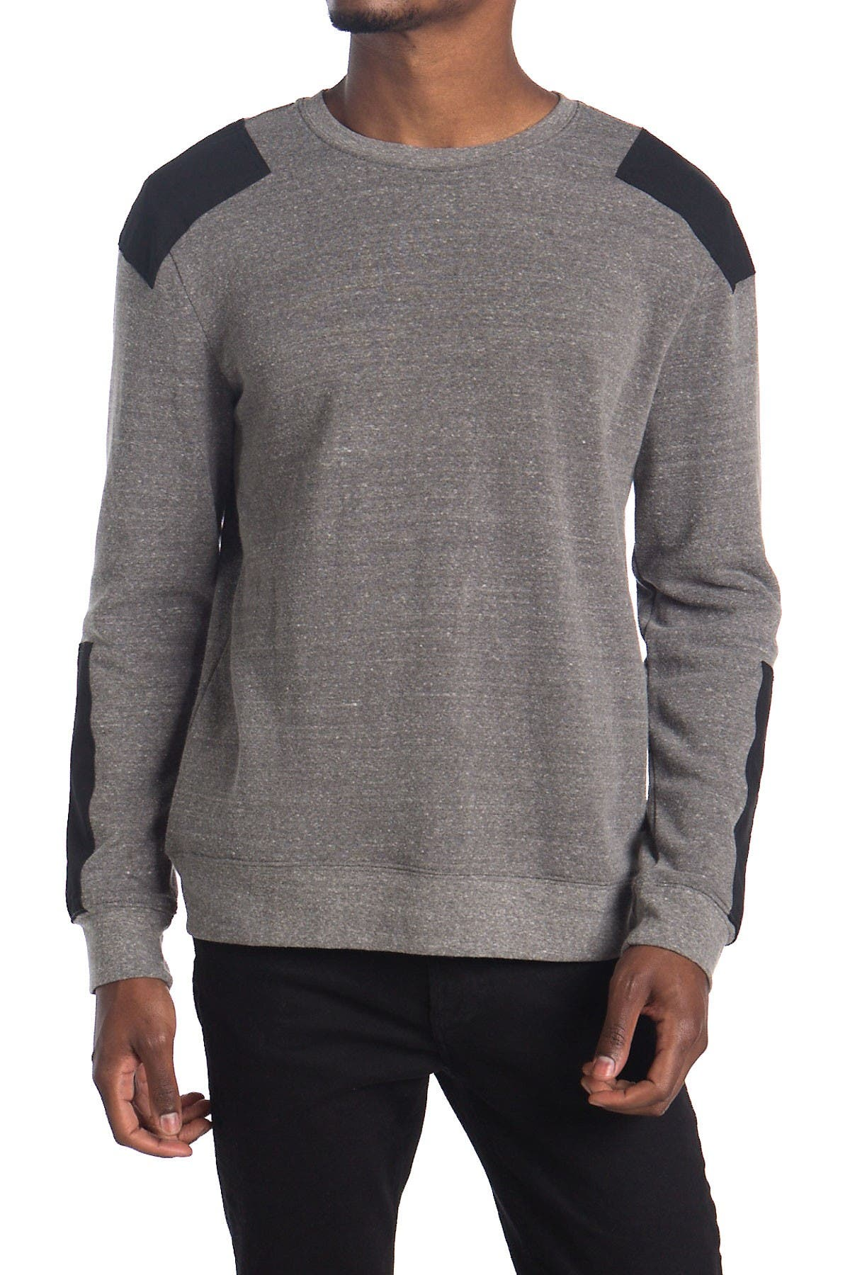 Image of Threads 4 Thought Slim Fit Crew Neck Sweatshirt