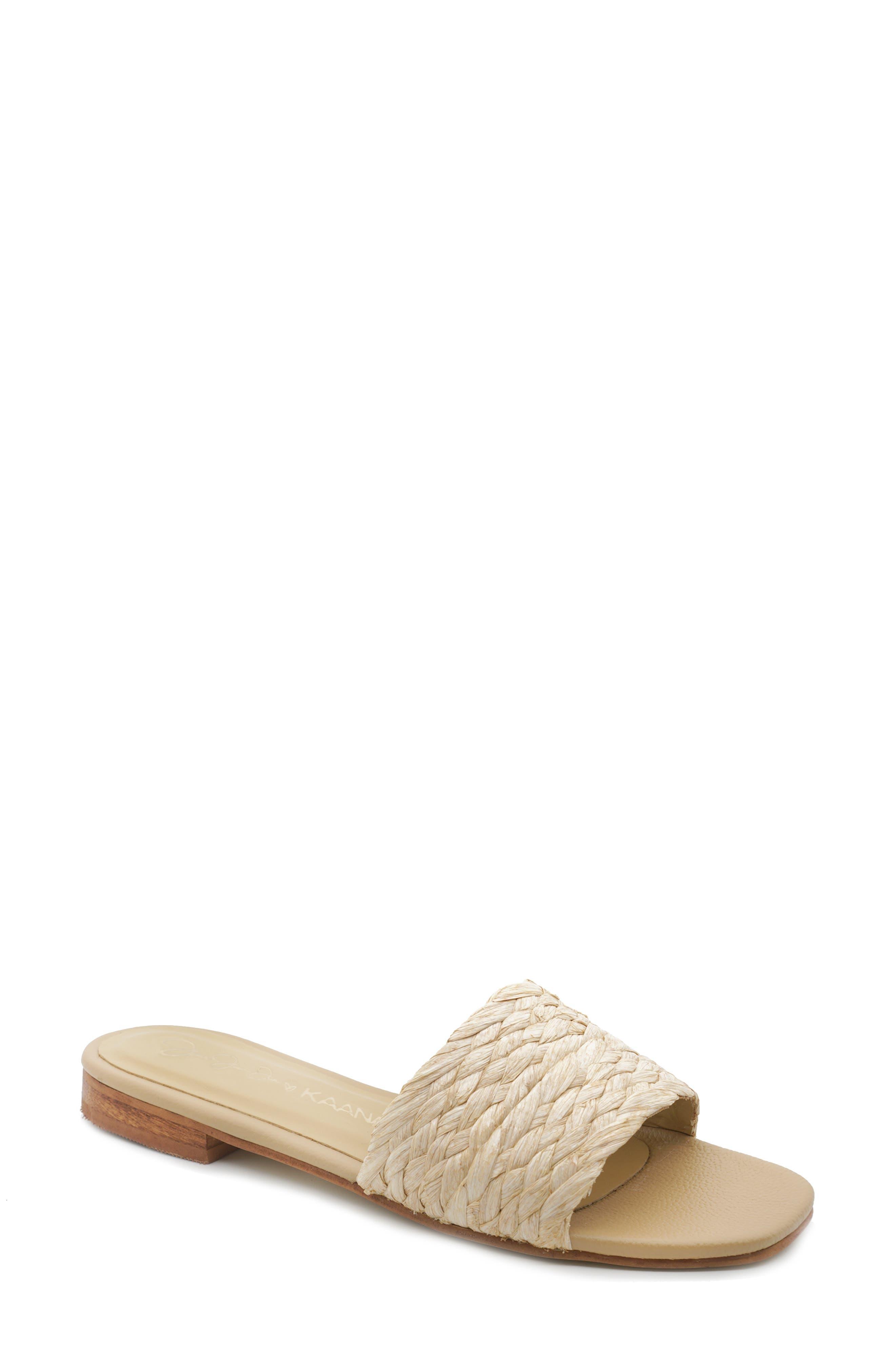 X Jessie James Decker Key Largo Slide Sandal