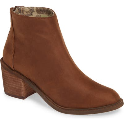 Band Of Gypsies Juno Bootie- Brown